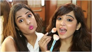 Shirley Setia On-Stage Makeup for YouTube FanFest | ShrutiArjunAnand