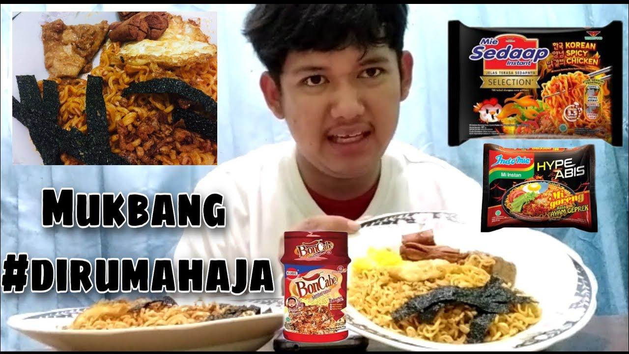 Challenge Mukbang #dirumahaja