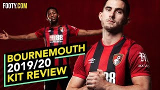 AFC Bournemouth Home Camicia 2019//20
