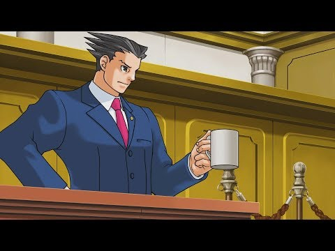 A Lawyer Only Cries Once It's All Over | Phoenix Wright: Ace Attorney Trilogy [HD]