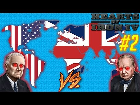 BATTLE ROYAL MULTIPLAYER - Part 2 - Hearts of Iron 4