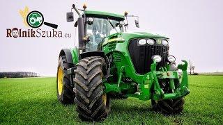 Rolnik Szuka Traktora ||26 - John Deere 7720 (Prezentacja / Walkaround)