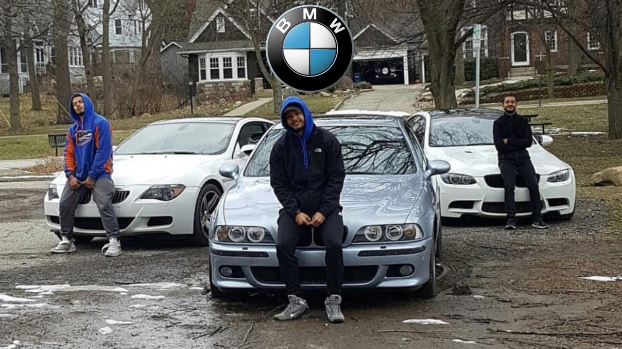 The 5 Different Types Of Bmw Drivers Youtube