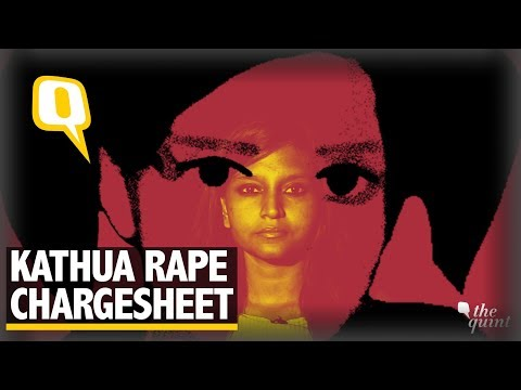 Hear the Chilling Details of the Kathua Rape Chargesheet   The Quint