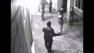 Incredible Street Fight: 3 Punch 3 Kos ( Tbilisi; Georgia)