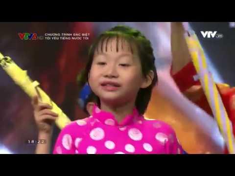 Bài hát: Sắc, huyền, hỏi, ngã, nặng -  Vẻ đẹp Việt: Tôi yêu tiếng nước tôi - VTV2
