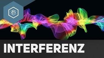 Was ist Interferenz? ● Gehe auf SIMPLECLUB.DE/GO & werde #EinserSchüler