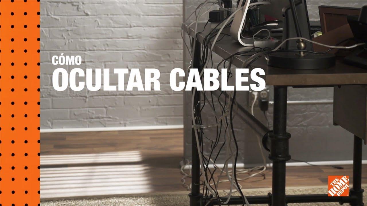 Cmo Ocultar los Cables Taller Digital HTM  YouTube