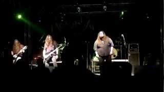 Festival Soul Of Metal 2012 - CENTINELA - El Hombre De Las Estrellas.