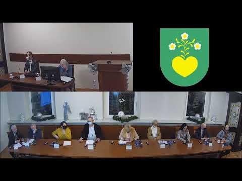 Sesja Rady Miejskiej w Radlinie w dniu 26.01.2021r.