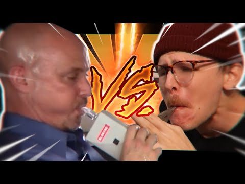 INCREDIBLE! Man CHEATS a BREATHALYZER test!!