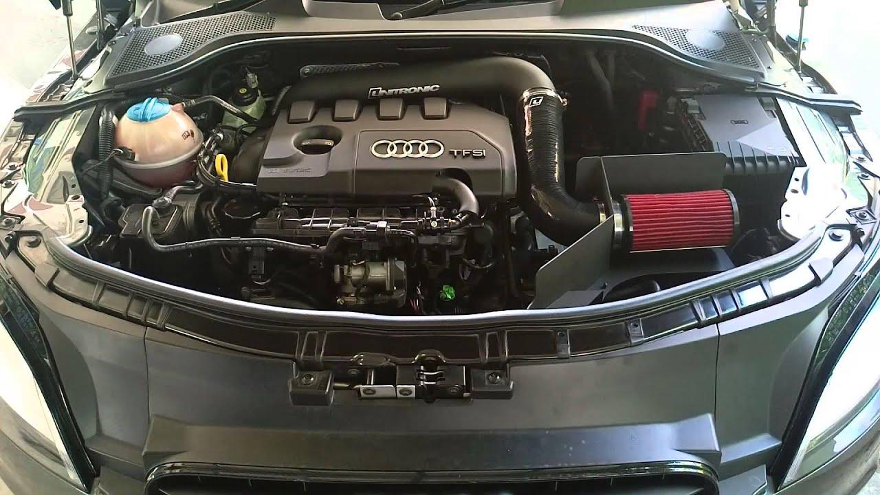 Unitronic Air Intake Audi TT Mk2