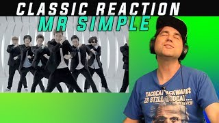 Gambar cover Classical Musician Reacts to SUPER JUNIOR - Mr. Simple // OLD SCHOOL KPOP Reaction