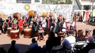 Shutsujin By The All Arizona Taiko Team At Arizona Matsuri In Phoenix