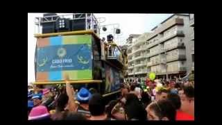 Bloco das Damas em Cabo Frio - Carnaval 2013