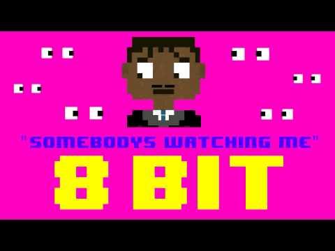 Somebodys Watching Me 8 Bit Remix  Version Tribute to Rockwell  8 Bit Universe