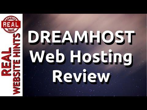 Dreamhost Website Hosting Review. Shared hosting or WordPress Managed Hosting?