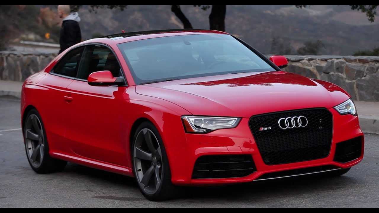 Audi RS Review One Take YouTube - Audi r5