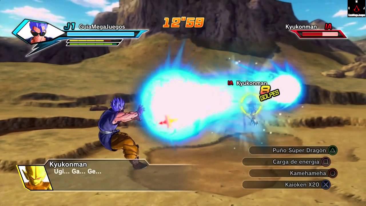 Dragon Ball: Xenoverse - (PQ) - Misión Paralela 33 - YouTube
