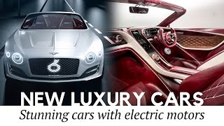 top 10 new luxury electric cars you must see in 2017