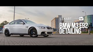 LENART DETAILING | BMW M3 E92 | BY WATCHMORE