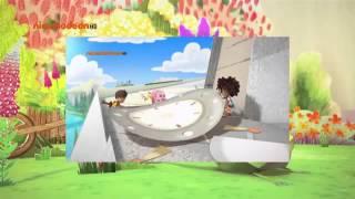 Зак и Кряк, 17 Серия, На Русском  Мультфильм для детей