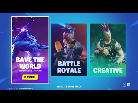 How To Get Fortnite Save The World Free! (XBOX, PS4, PC) *Chapter 2 Season 2*