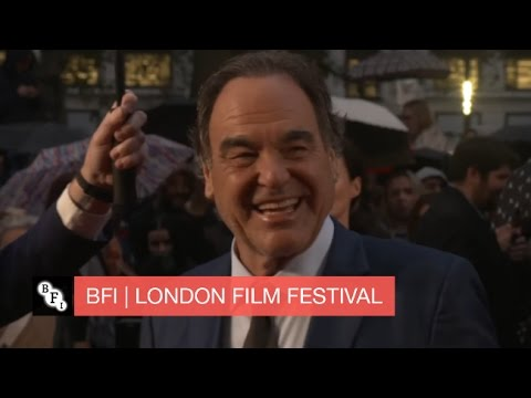 """Snowden director Oliver Stone: """"What we do with his revelations is up to us"""""""