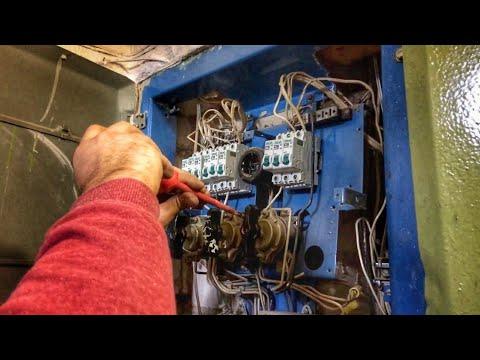 Замена автоматических выключателей (автоматов) на лестничной площадке своими руками