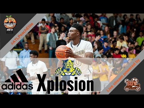 Adidas Xplosion: Southwest Atlanta Christian Academy vs. Johnson (Savannah)