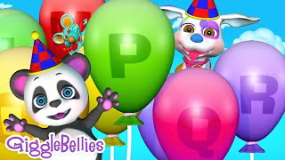 Скачать ABC Song ABC Party Fun Kids Song More Nursery Rhymes