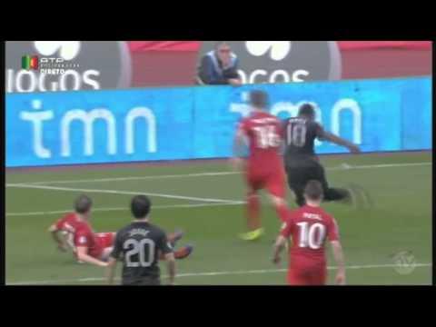 Silvestre Varela Goal Portugal vs Luxembourg 3 0 15 10 2013) HD