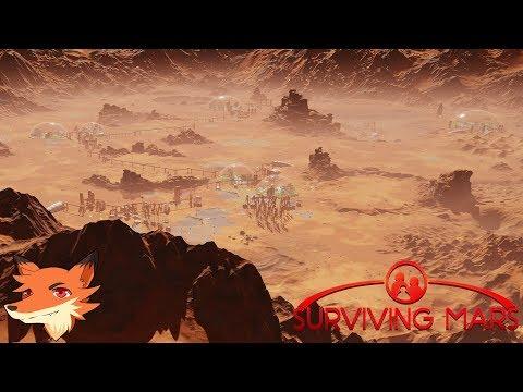 SURVIVING MARS #15 [FR] La guerre contre l'Intelligence Artificielle démarre !