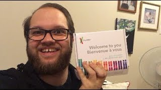 23 and Me DNA Test | White guy finds out he's....