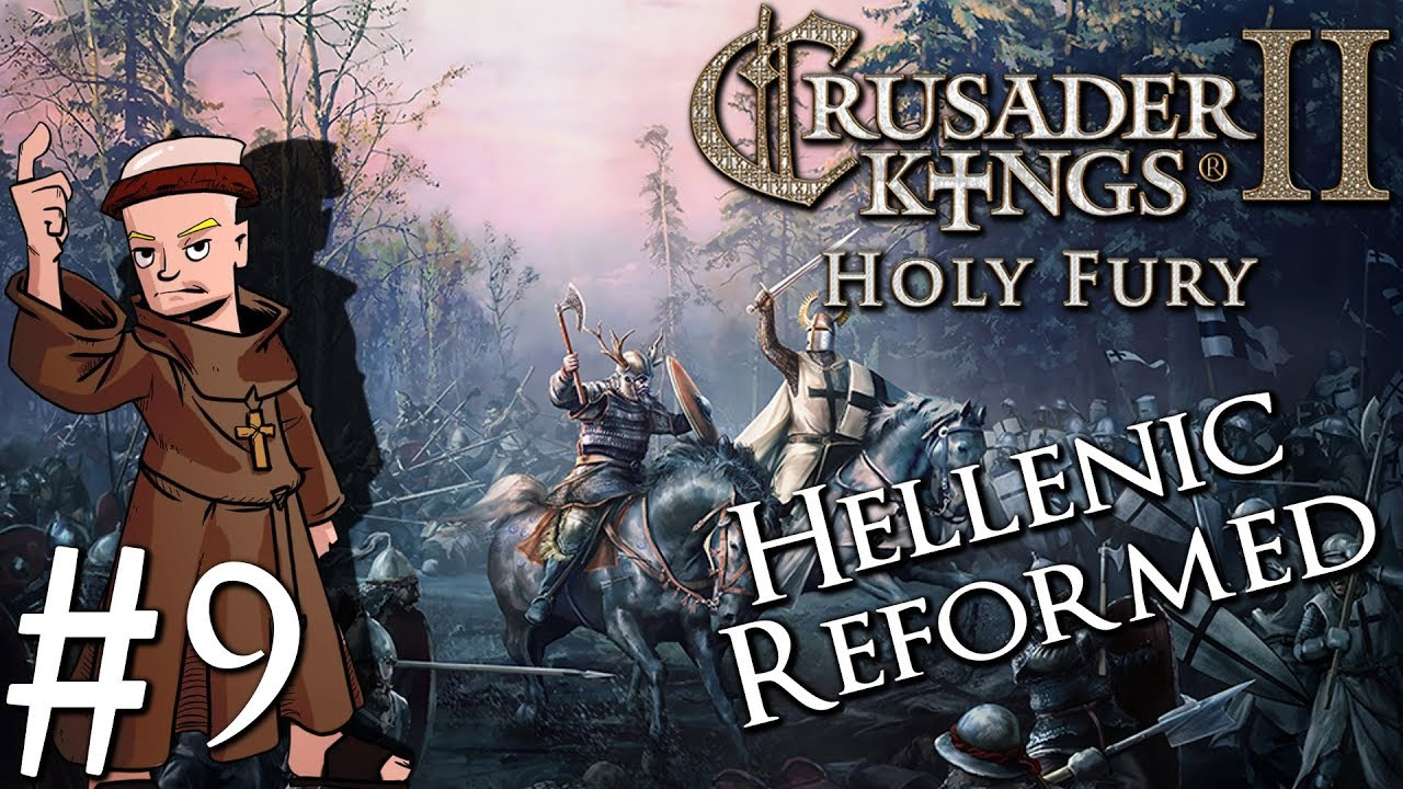 Crusader Kings 2 Holy Fury | By Jupiter | Part 9 | The Duchess