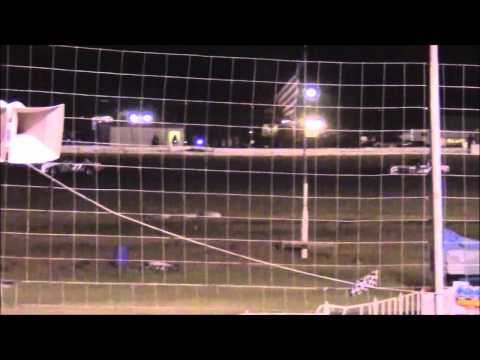 IMCA I Stocks at Lubbock Speedway 9-5-15