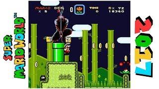 Twistical Shinobi • Hack of Super Mario World