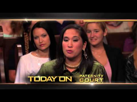 Wednesday On PATERNITY COURT: