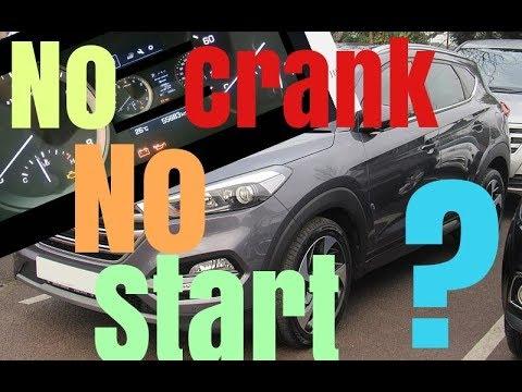 2015 HYUNDAI TUCSON Won't Start Issue.....one Click....fixed!