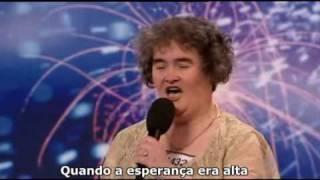Susan Boyle Britains's Got Talent - Legendado PT BR