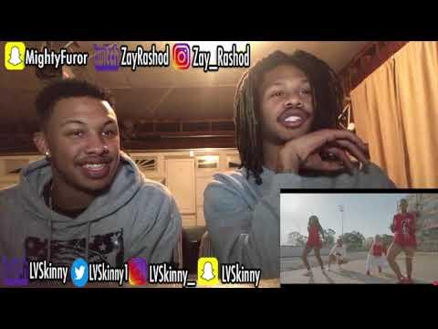 (South African Rap) Nasty C & Runtown - Said (Reaction Video)