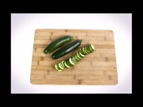 Herb Hack #10 Parmesan & Parsley Zucchini Chips