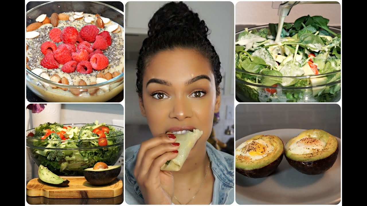 quick easy healthy meal ideas youtube