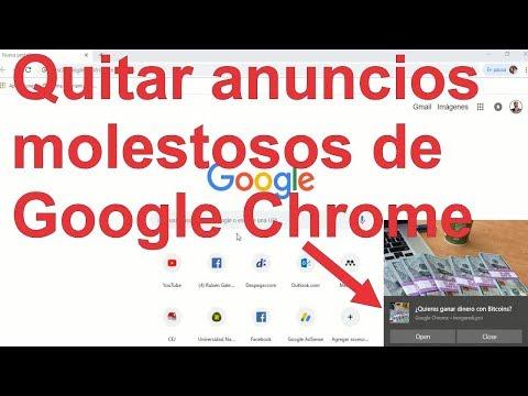 Cómo Quitar Anuncios O Publicidad De Google Chrome. 100% Práctico