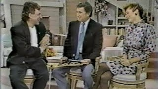 Frankie Valli Interviewed on Regis and Kathy Lee