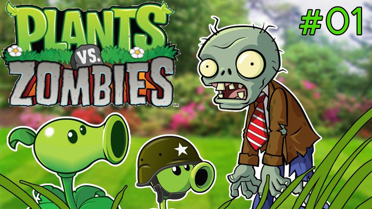 Giochi Rilassanti Piante Vs Zombie Il Ritorno Youtube