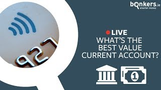 What's the best value current account?