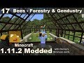 Modded 1.11.2 - Bees with Forestry, Gendustry and More Bees (E17)