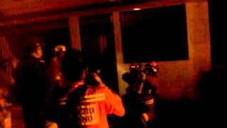 incendio en vivienda en algun lugar de villa el salvador lima