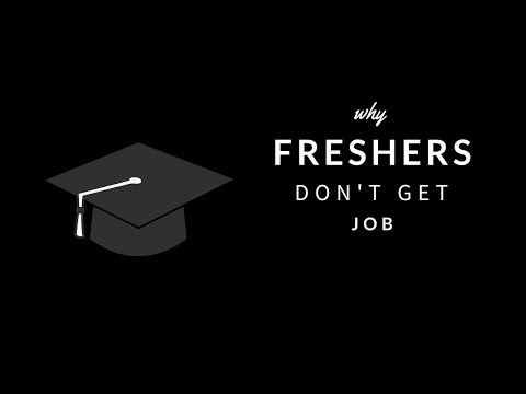 Why freshers don't get job? Interview course on Sale